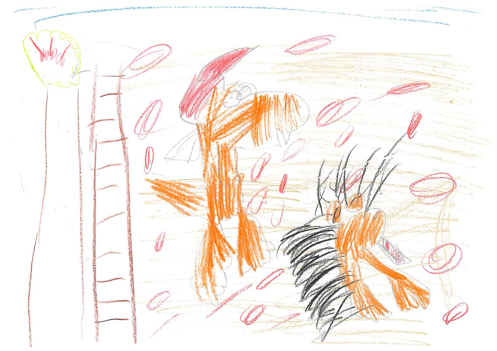 wir malen den Drachen Kokosnuss-08