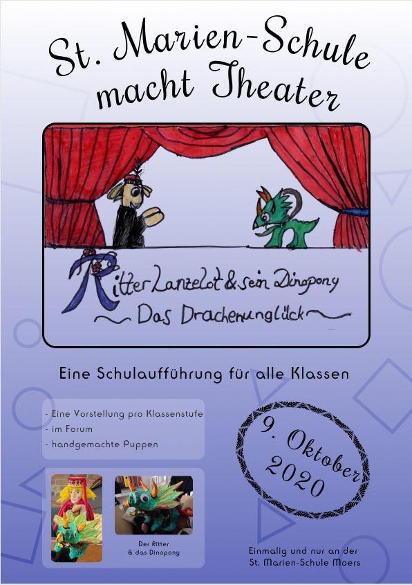 Plakat Ritter Lanzelot