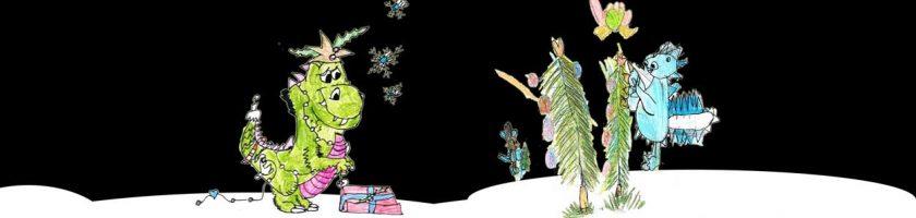 Die Geschichte Vom Weihnachtsdino St Marien Schule